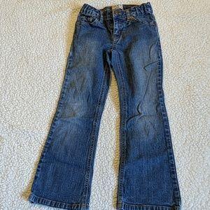 Children's Place Boot Cut Stretch Jeans